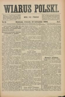 Wiarus Polski. R.8, nr 136 (15 listopada 1898) + dod.