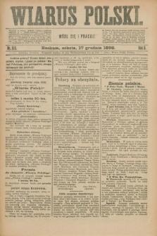 Wiarus Polski. R.8, nr 150 (17 grudnia 1898)