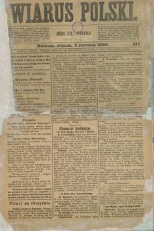 Wiarus Polski. R.9, nr 1 (3 stycznia 1899)