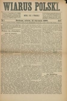 Wiarus Polski. R.9, nr 9 (21 stycznia 1899)