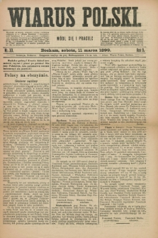 Wiarus Polski. R.9, nr 30 (11 marca 1899) + dod.