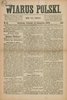 Wiarus Polski. R.9, nr 136 (14 listopada 1899)