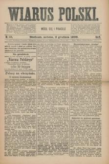 Wiarus Polski. R.9, nr 144 (2 grudnia 1899)