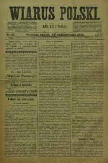 Wiarus Polski. R.11, nr 129 (26 października 1901) + dod.