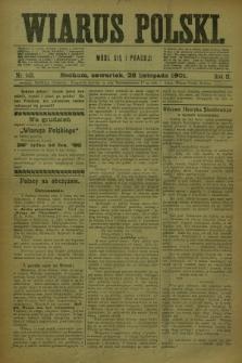Wiarus Polski. R.11, nr 143 (28 listopada 1901)
