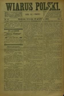 Wiarus Polski. R.11, nr 148 (10 grudnia 1901) + dod.