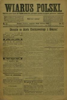 Wiarus Polski : codzienne pismo ludowe dla Polaków na obczyźnie, poświęcone sprawom narodowym, politycznym i zarobkowym. R.13, nr 133 (14 czerwca 1903)
