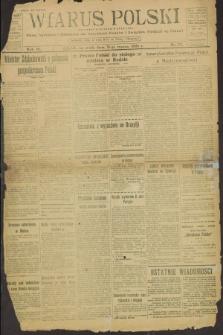 Wiarus Polski : pismo Narodowe i Robotnicze dla wszystkich Polaków i Związków Polskich we Francji. R.36, nr 75 (31 marca 1926)