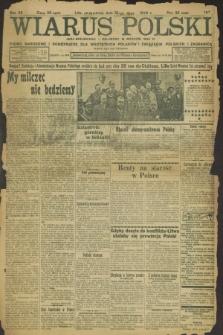 Wiarus Polski : pismo Narodowe i Robotnicze dla wszystkich Polaków i Związków Polskich i Zagranicą. R.38, nr 167 (19 lipca 1928)
