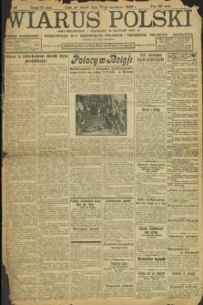 Wiarus Polski : pismo Narodowe i Robotnicze dla wszystkich Polaków i Związków Polskich i Zagranicą. R.38, nr 213 (14 września 1928)