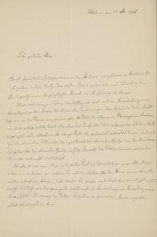 Korespondencja Władysława Natansona z lat 1884-1937. T. 18, Wald – Young
