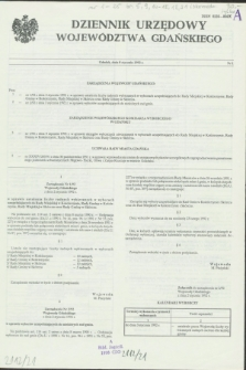 Dziennik Urzędowy Województwa Gdańskiego. 1992, nr 1 (8 stycznia)