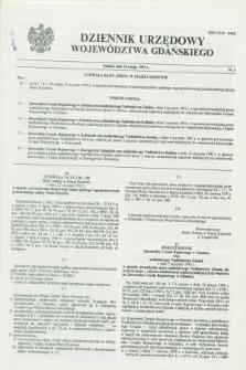 Dziennik Urzędowy Województwa Gdańskiego. 1992, nr 3 (10 lutego)