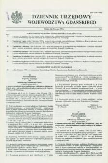 Dziennik Urzędowy Województwa Gdańskiego. 1992, nr 8 (16 marca)