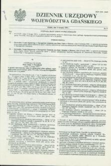 Dziennik Urzędowy Województwa Gdańskiego. 1992, nr 17 (24 sierpnia)