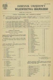 Dziennik Urzędowy Województwa Gdańskiego. 1988, nr 6 (8 kwietnia)