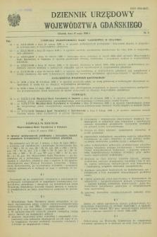 Dziennik Urzędowy Województwa Gdańskiego. 1988, nr 9 (17 maja)