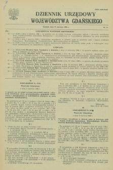 Dziennik Urzędowy Województwa Gdańskiego. 1988, nr 12 (17 czerwca)