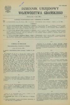 Dziennik Urzędowy Województwa Gdańskiego. 1988, nr 14 (14 lipca)
