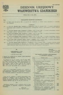 Dziennik Urzędowy Województwa Gdańskiego. 1988, nr 15 (15 lipca)