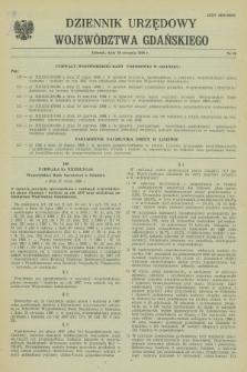 Dziennik Urzędowy Województwa Gdańskiego. 1988, nr 16 (10 sierpnia)