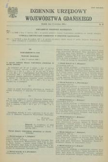 Dziennik Urzędowy Województwa Gdańskiego. 1988, nr 19 (12 września)
