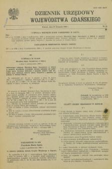 Dziennik Urzędowy Województwa Gdańskiego. 1988, nr 24 (21 listopada)