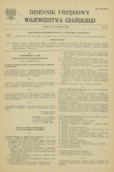 Dziennik Urzędowy Województwa Gdańskiego. 1988, nr 29 (12 grudnia)