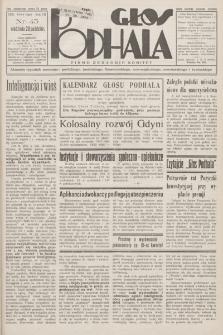 Głos Podhala : aktualny tygodnik powiatów: gorlickiego, jasielskiego, limanowskiego, nowosądeckiego, nowotarskiego i żywieckiego. 1935, nr 43
