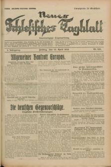 Neues Schlesisches Tagblatt : unabhängige Tageszeitung. Jg.2, Nr. 105 (19 April 1929)