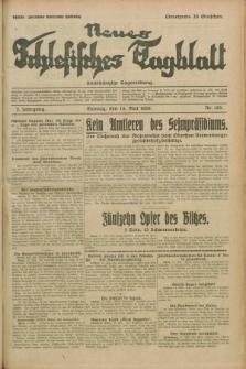 Neues Schlesisches Tagblatt : unabhängige Tageszeitung. Jg.2, Nr. 128 (13 Mai 1929)