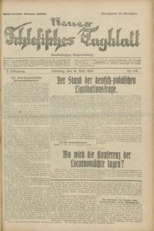 Neues Schlesisches Tagblatt : unabhängige Tageszeitung. Jg.2, Nr. 159 (16 Juni 1929)
