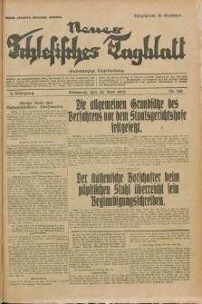 Neues Schlesisches Tagblatt : unabhängige Tageszeitung. Jg.2, Nr. 169 (26 Juni 1929)