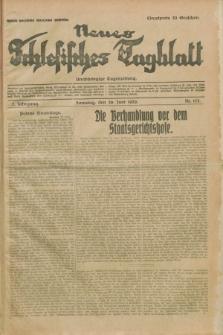 Neues Schlesisches Tagblatt : unabhängige Tageszeitung. Jg.2, Nr. 172 (29 Juni 1929)