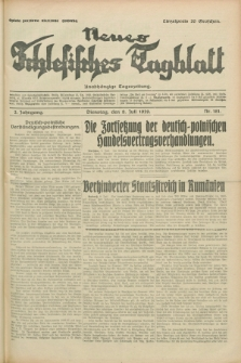 Neues Schlesisches Tagblatt : unabhängige Tageszeitung. Jg.2, Nr. 181 (9 Juli 1929)