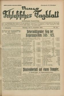 Neues Schlesisches Tagblatt : unabhängige Tageszeitung. Jg.2, Nr. 331 (9 Dezember 1929)