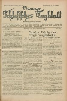 Neues Schlesisches Tagblatt : unabhängige Tageszeitung. Jg.2, Nr. 338 (16 Dezember 1929)
