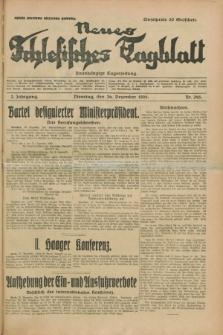 Neues Schlesisches Tagblatt : unabhängige Tageszeitung. Jg.2, Nr. 345 (24 Dezember 1929) + dod.