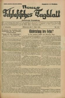 Neues Schlesisches Tagblatt : unabhängige Tageszeitung. Jg.3, Nr. 122 (7 Mai 1930)