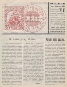 """Ilustrowany Kurjer Filatelistyczny : organ """"Lwowskiego Związku Filatelistów"""". 1932, nr85-86"""
