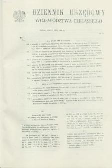 Dziennik Urzędowy Województwa Elbląskiego. 1988, nr 15 (25 maja)