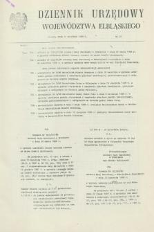 Dziennik Urzędowy Województwa Elbląskiego. 1988, nr 23 (12 września)