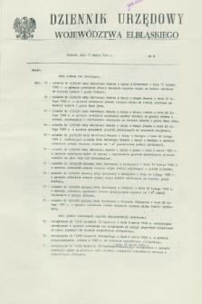 Dziennik Urzędowy Województwa Elbląskiego. 1989, nr 8 (17 marca)