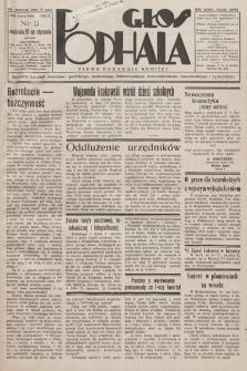 Głos Podhala : aktualny tygodnik powiatów: gorlickiego, jasielskiego, limanowskiego, nowosądeckiego, nowotarskiego i żywieckiego. 1937, nr 2