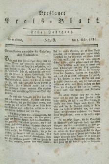 Breslauer Kreis-Blatt. Jg.1, № 9 (1 März 1834)