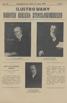 Ilustrowany Dodatek Kurjera Stanisławowskiego. R.1/2 (1925/1926), nr31