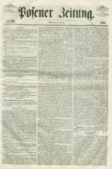 Posener Zeitung. 1855, № 236 (10 Oktober)