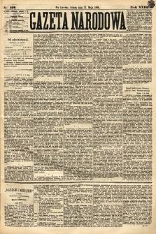 Gazeta Narodowa. 1884, nr126