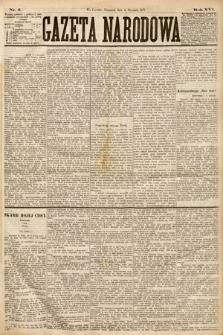 Gazeta Narodowa. 1877, nr2