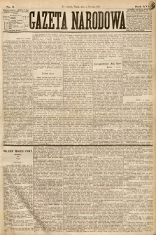 Gazeta Narodowa. 1877, nr3
